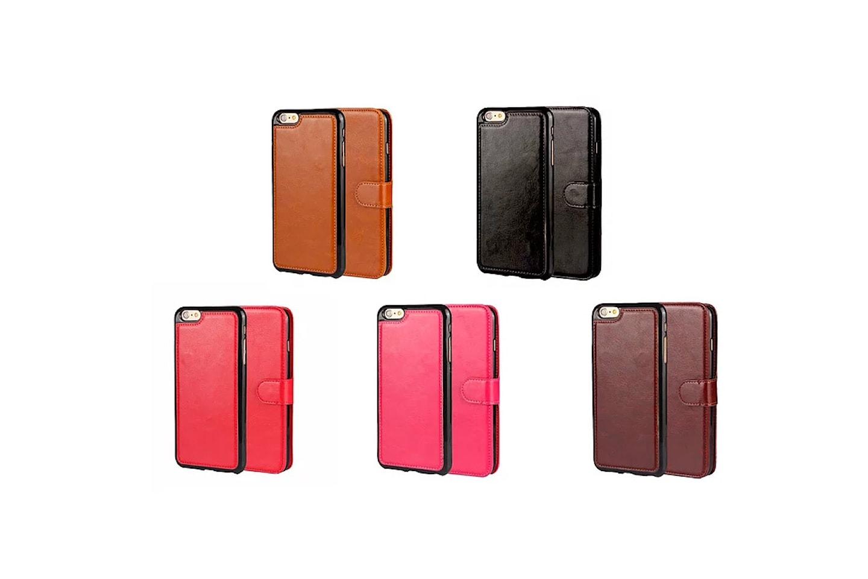 Plånboksfodral till Samsung, Huawei och iPhone