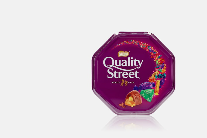 Nestlé Quality Street 2,9 kg hos Bigsavr