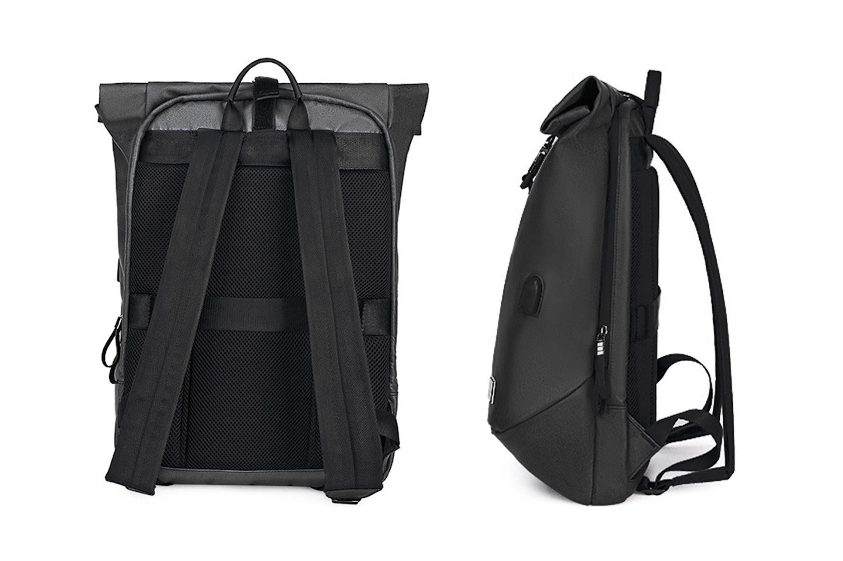 Vattentät ryggsäck med USB-port