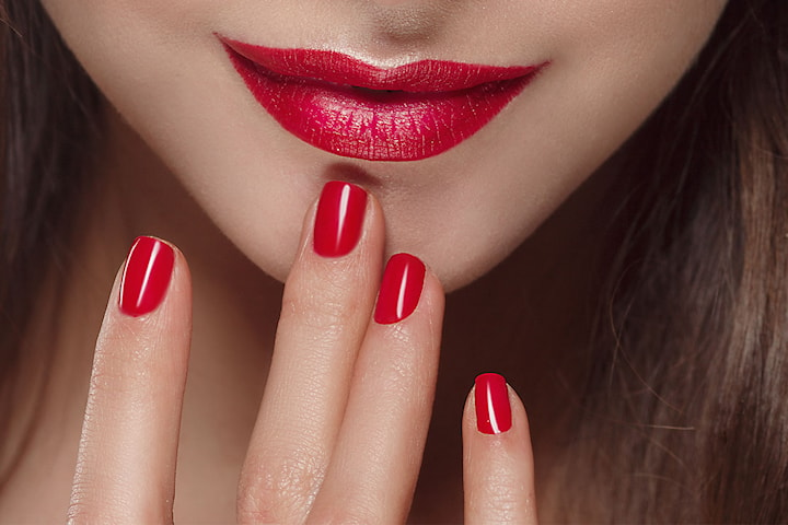 Få fantastiske negler hos Glam Lady Nails