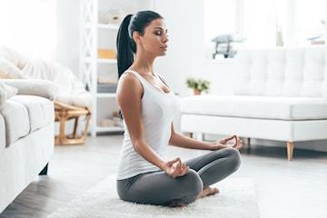 Nettkurs i meditasjon 10 eller 20 uker fra Yoga & Helse