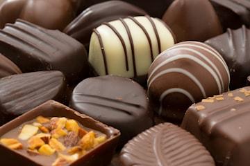 Choklad- och pralinprovning