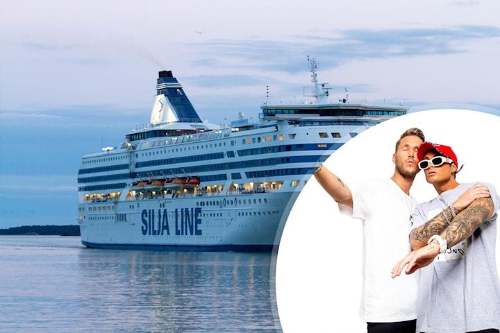 Silja Line höstlovskryssning till Helsingfors