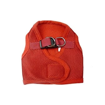 Rød, M, Dog Harness West, Vest til hund, ,