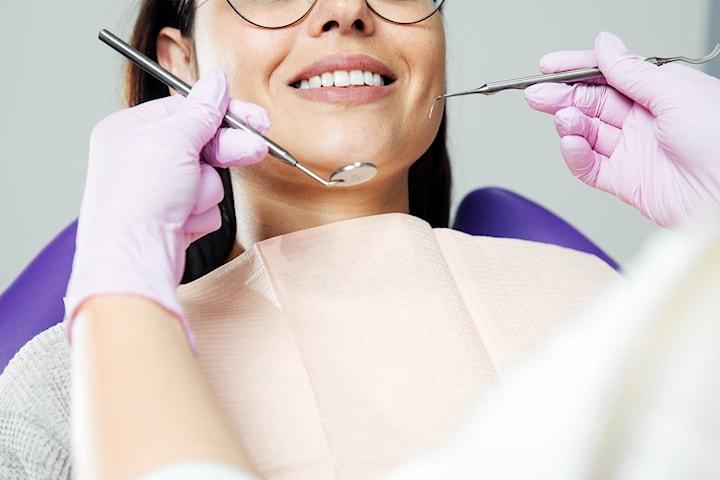 Komplett tandundersökning