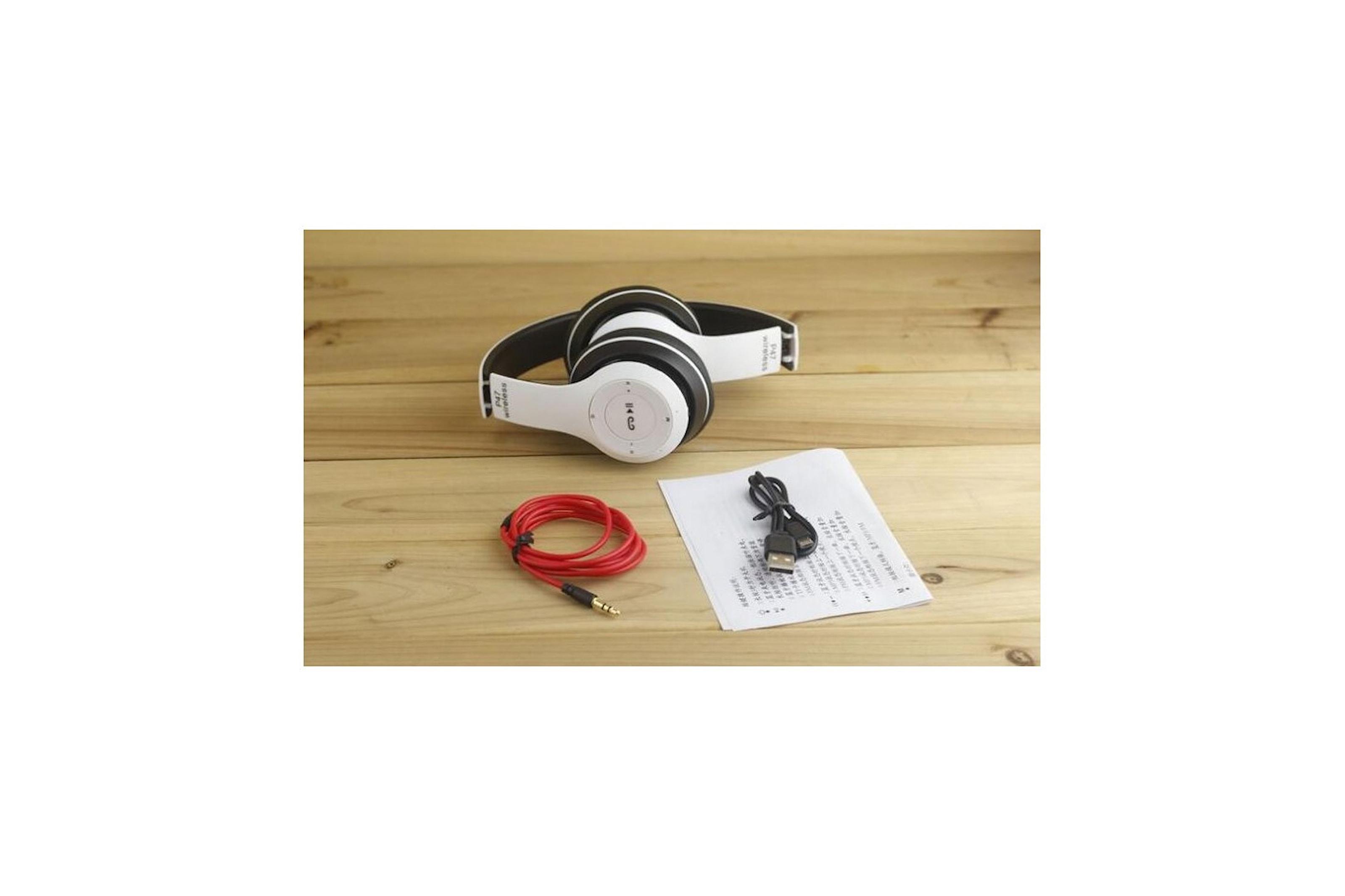 P47 Bluetooth Hodetelefoner