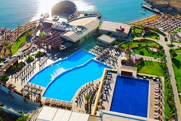 Paketresa: Direktflyg till Cypern inkl. Soft all inclusive på lyxhotell
