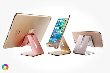 Ställ för iPhone och iPad