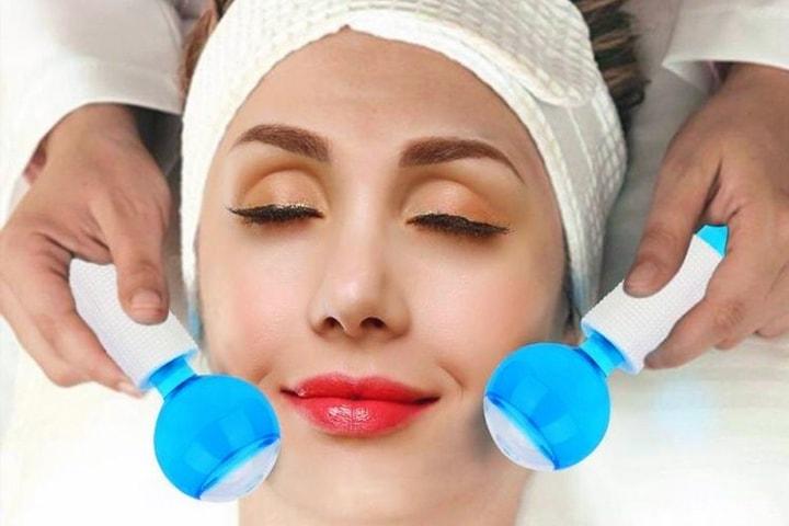 Heat & Freeze ansiktsbehandling, 60 min
