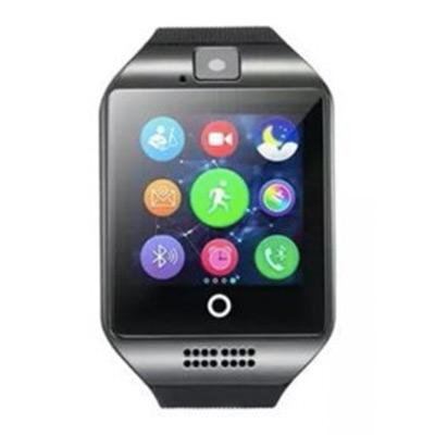 Svart, Smartwatch Q18S, 4 Colors, Smartklokke Q18S, ,  (1 av 1)