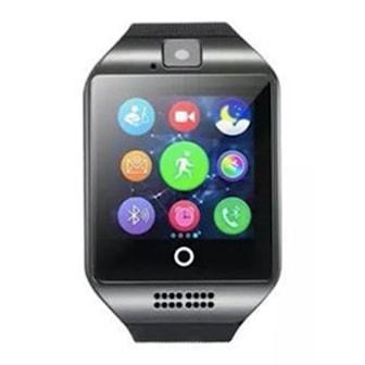Svart, Smartwatch Q18S, 4 Colors, Smartklokke Q18S, ,
