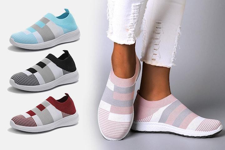 Lätta sneakers