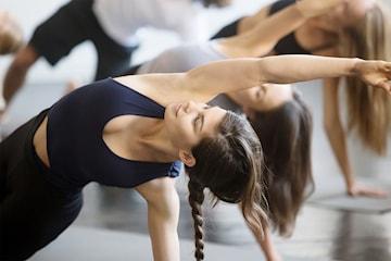 Klippkort för dans, yoga och pilates