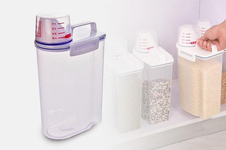 Oppbevaringsboks 2.3 liter