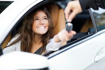 Studera körkortsfrågor för B-körkort 2020