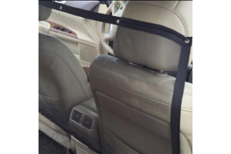 Skyddsnät till bil