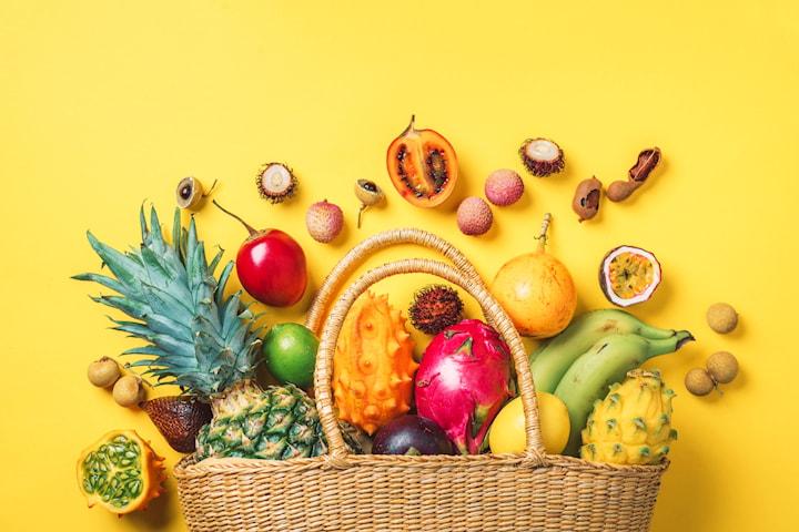 Fruktkorg 5 kg från Snabbfrukt.se