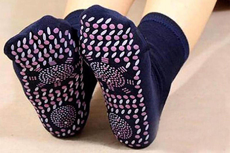 Selvvarmende sokker