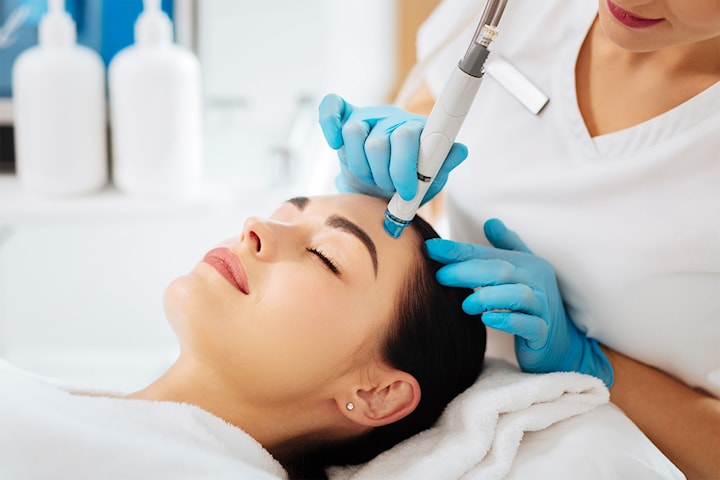 Ansiktsbehandling HydraFacial, 60 min