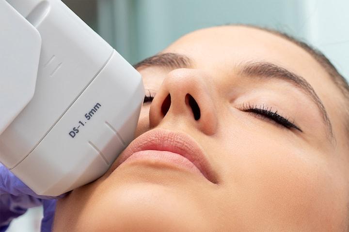 HIFU 4D ultraljudsbehandling hos House of Helia