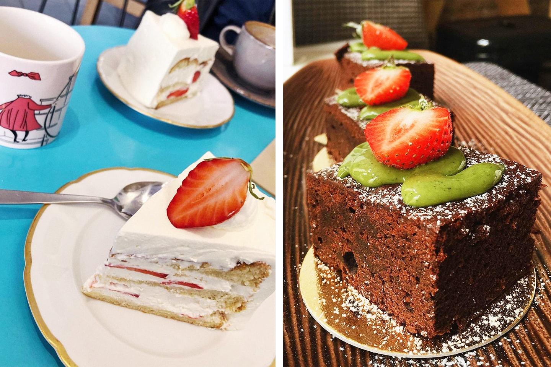 Fika för 2 på Café Koya