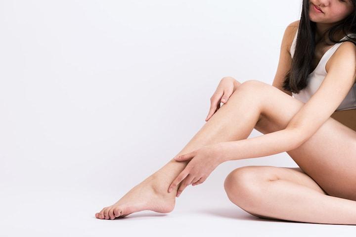 Hårborttagning med diodlaser, 5 behandlingar