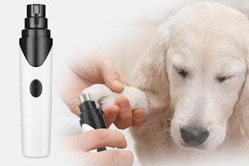 Elektrisk kloslip för husdjur