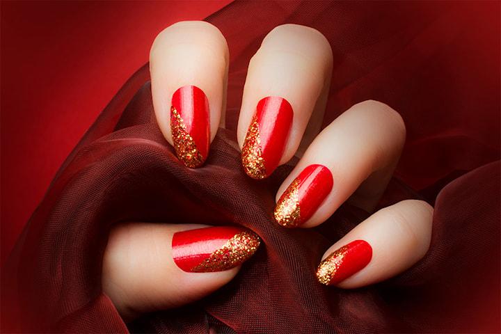 Få drømmeneglene hos Exclusive Nails
