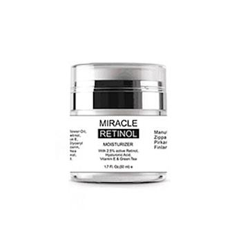1 bowl Miracle Retinol Cream, 1-pack Anti aging-kräm, burk, ,