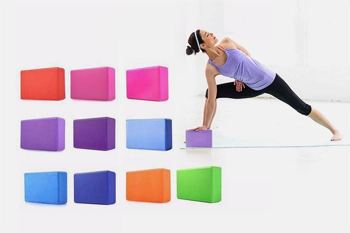 Yogablokk
