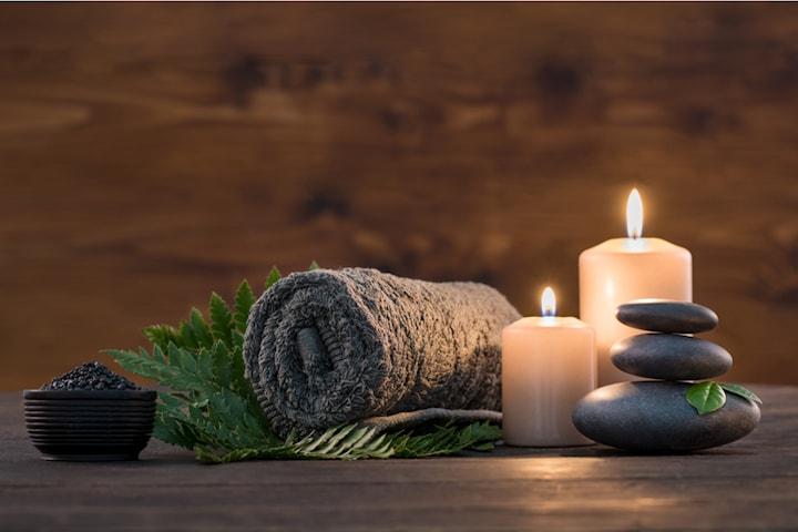 Klassisk massage och koppning