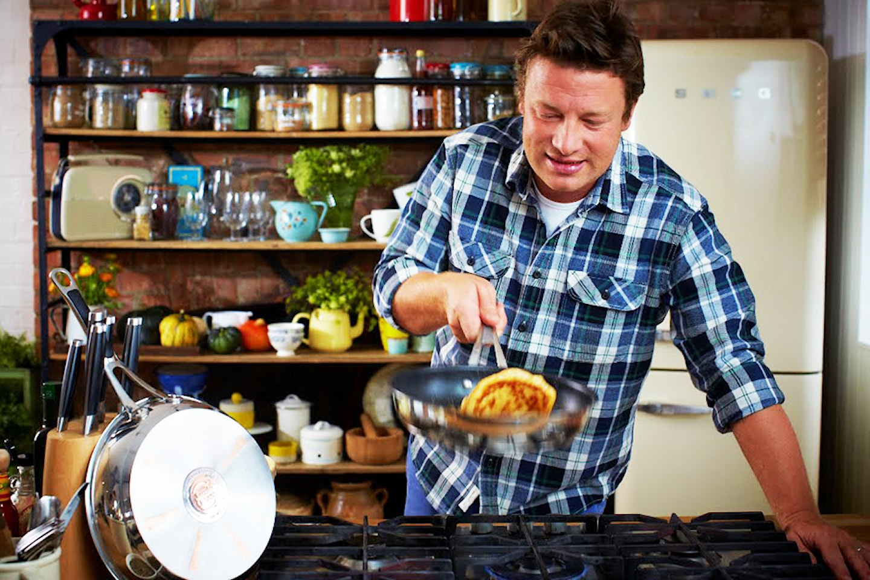 Jamie Oliver Everyday sautepanna inkl. lock