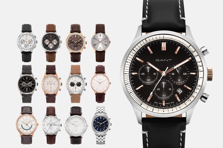 Gant klocka (1 av 8)