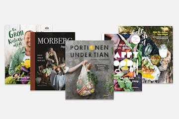 Böcker om hälsa och matlagning