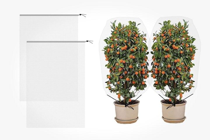 Beskyttelsesnett for planter 2- eller 4-pack