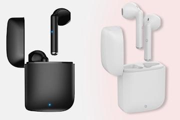TWS D-12 hörlurar med Bluetooth 5.1
