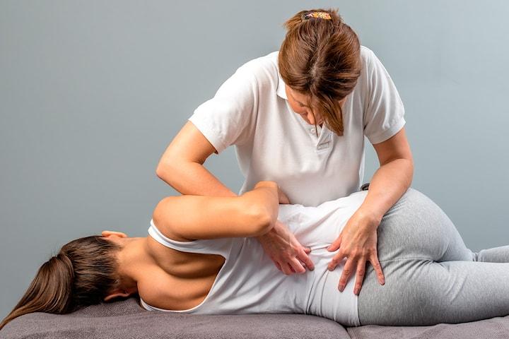 Fysioterapi inkl. oppstartsbehandling hos Vitum fysioterapi