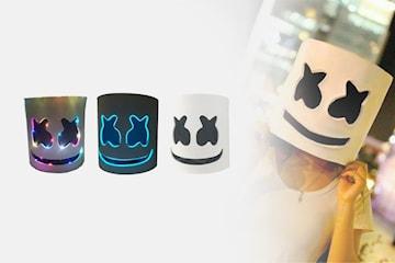 DJ Marshmallow cosplay-mask