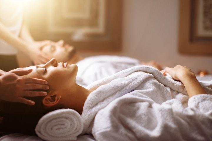 Massage för 2 hos Mandorla Mandorla Friskvård & Estetik