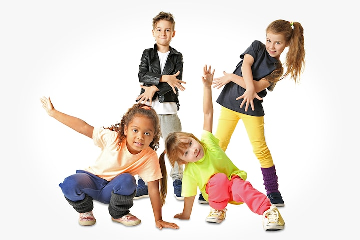 Danskurser för barn och ungdomar 5-15 år