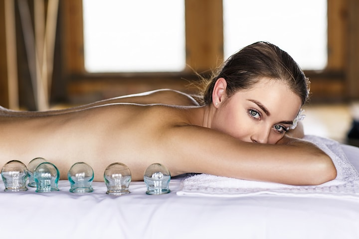 Koppingmassasje (30 minutter) hos Sentrum Akupunktur