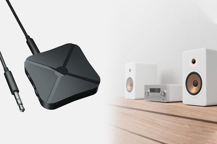 Bluetooth-sändare och mottagare
