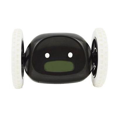 Svart, Runaway LCD Alarm Clock, Clocky – väckarklockan som springer iväg, ,  (1 av 1)