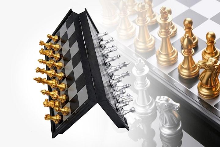 Magnetisk sjakkspill