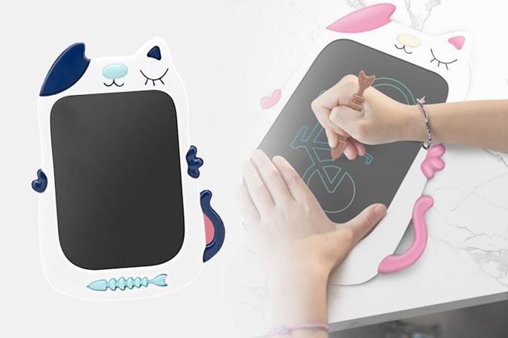 LCD rit-tavla för barn