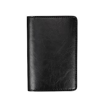 Svart, Vintage Business Credit Card Holder, RFID-sikker kortholder, ,