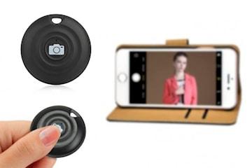 Bluetooth-fjärrkontroll, selfies