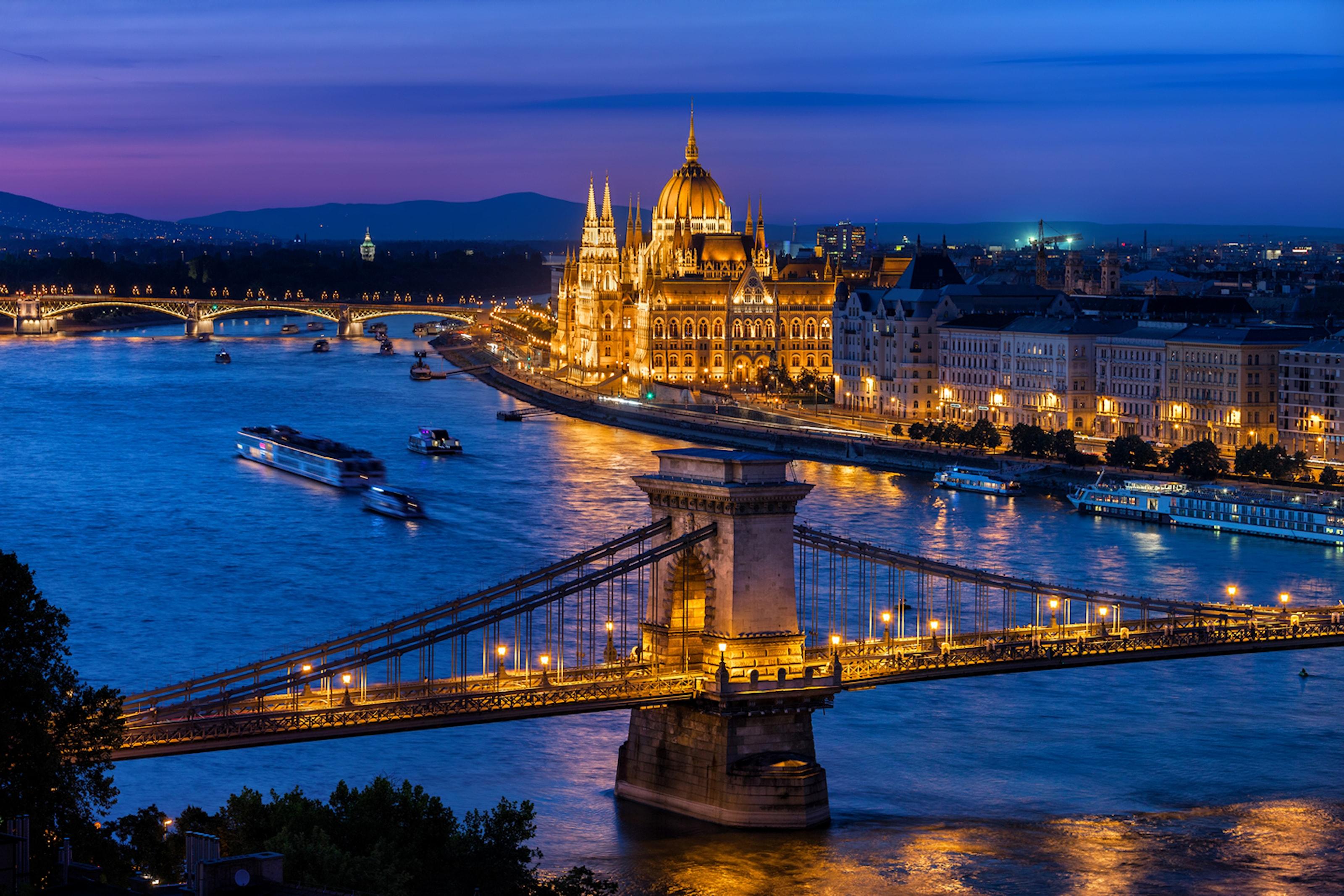 Härlig vistelse i Budapest