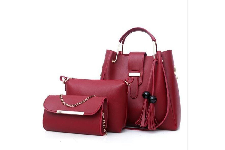 Handväska, 3-pack