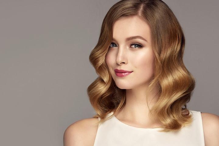 Rakare och frissfritt hår med keratinbehandling